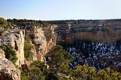 Hopi Wall