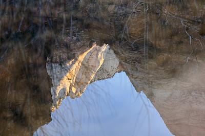 Pine Creek Reflection