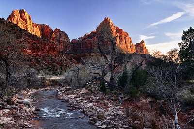 Virgin River and The Watchman
