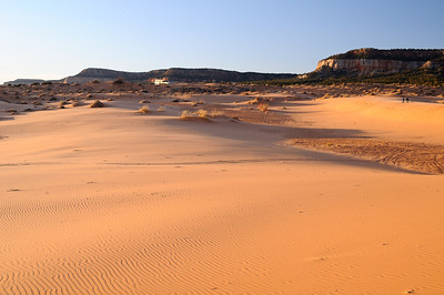 Field of Sand