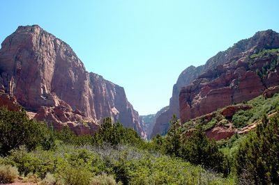 Kolob Canyons 1