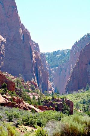 Kolob Canyons 2