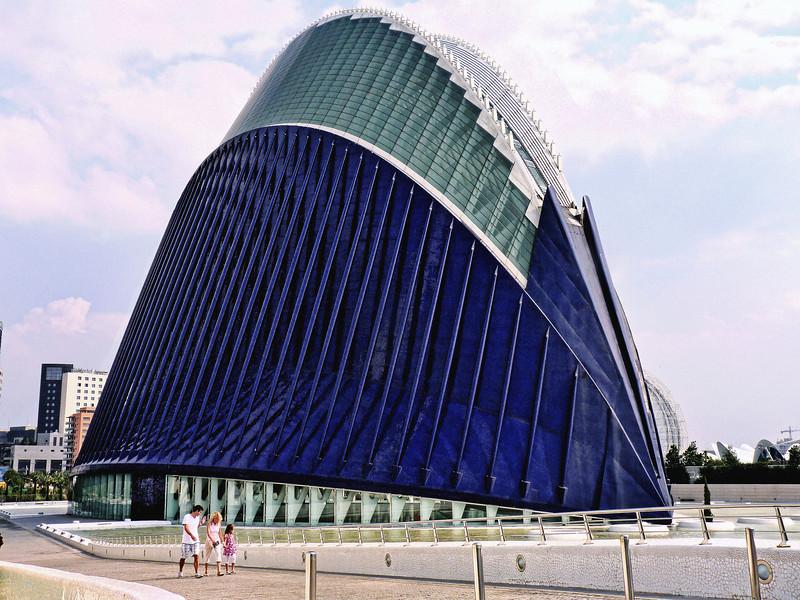 The Agora convention center.
