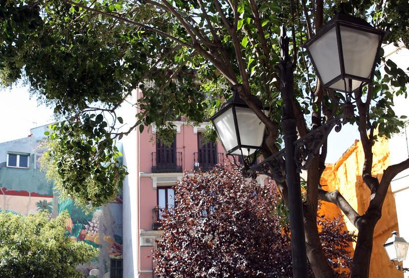 Madrid composition.