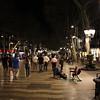 Barcelona's La Rambla.