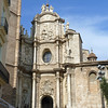 The Valencia Cathedral. It's believed that the Holy Grail is in this 13th Century cathedral.