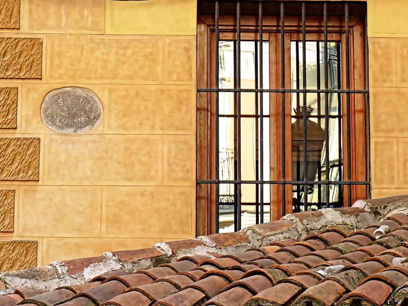 Madrid tile roof.