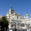 Madrid's main Cathedral, Santa María la Real de La Almudena. Construction began in 1879 & was completed in 1993.