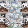 Casa Battlo balconies.