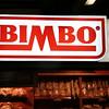 The Bimbo store underground in the Madrid metro.