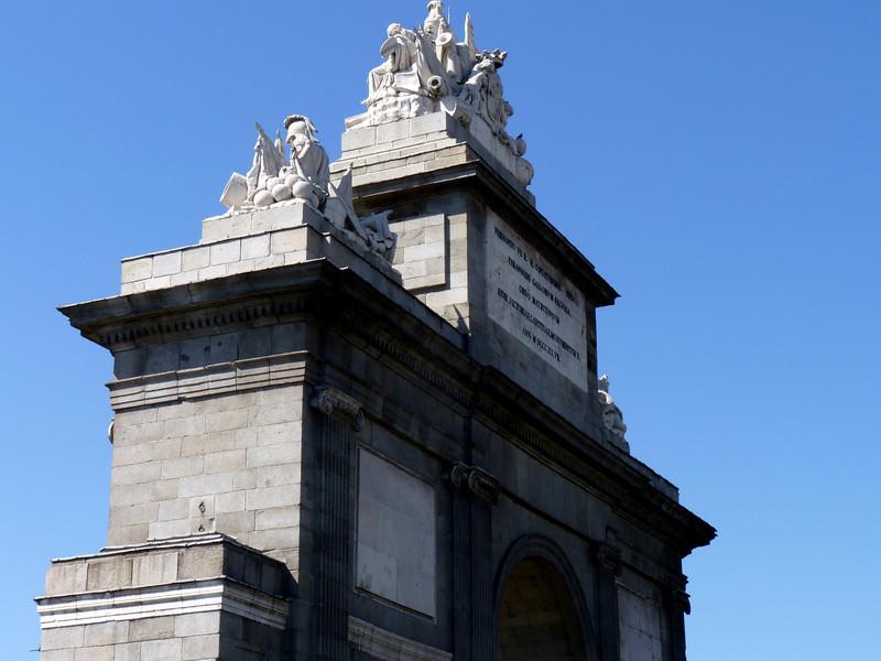 Puerta de Toledo. (1827)