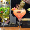 Martini cocktails. Now that's a Mojito!
