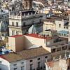 Valencia rooftops.