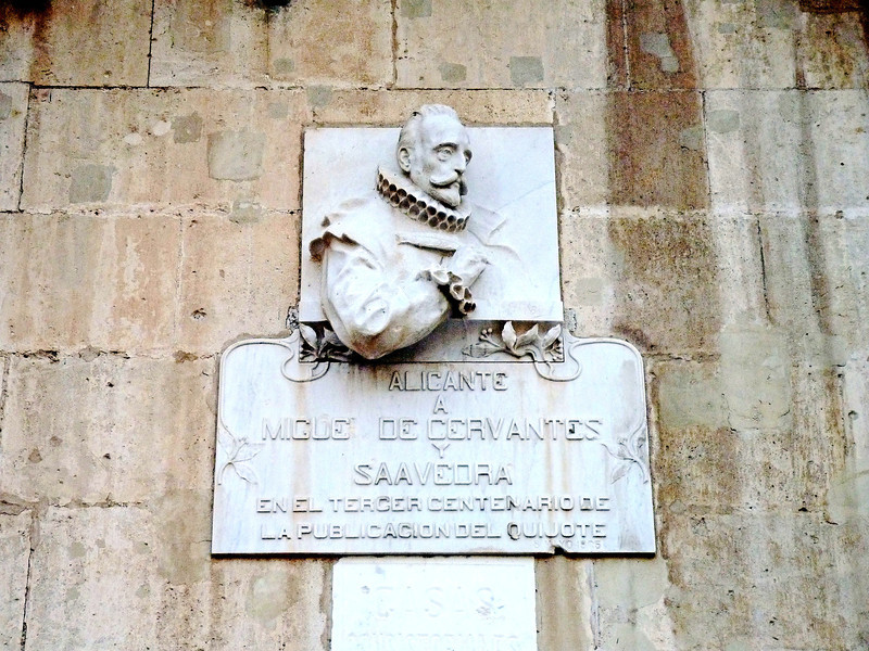 Cervantes. The University in Alicante maintains the Miguel de Cervantes Digital Library, the largest open-access repository of digitised Spanish-language historical texts and literature.