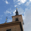Church of San Ginés steeple.