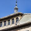 Toledo rooftop.