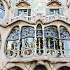 Casa Battlo windows.