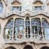 Casa Battlo windows.