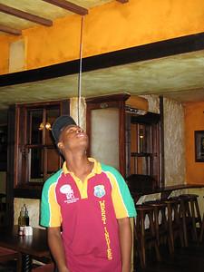 Crazy bar tricks