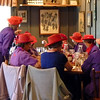 Ladies who lunch - at Cracker Barrel.