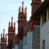 Flagler College detail.