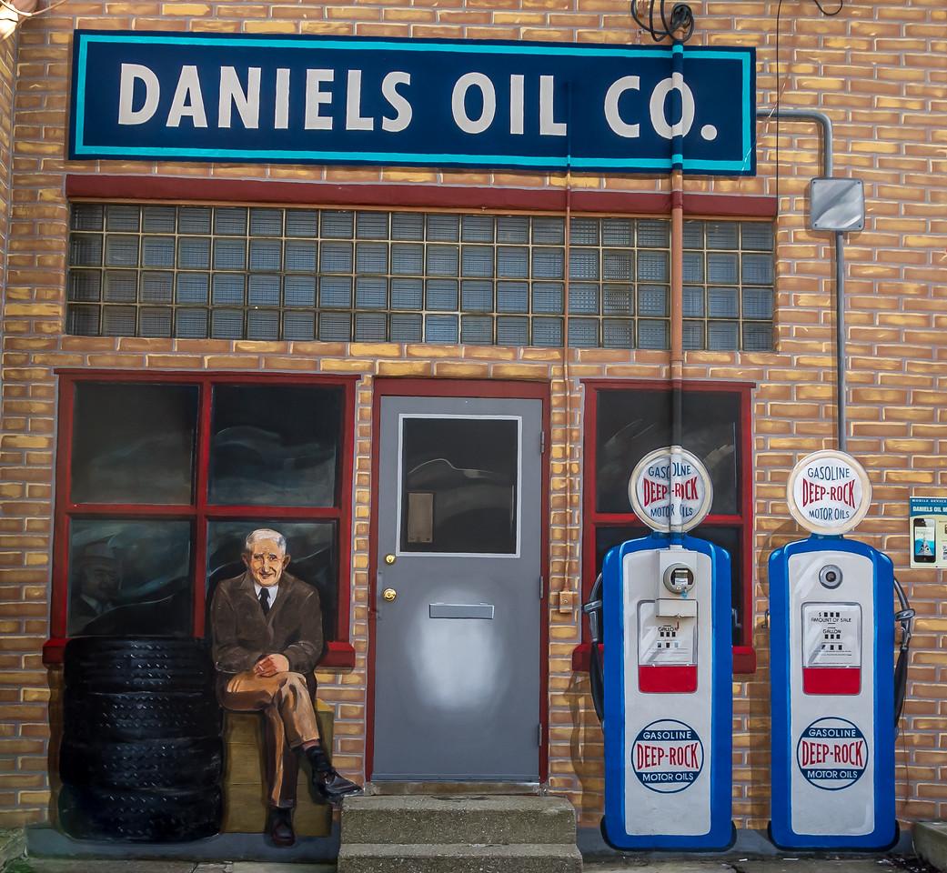 Olde Rt 66, Illinois, 2016, Rt 66, Pontiac, IL