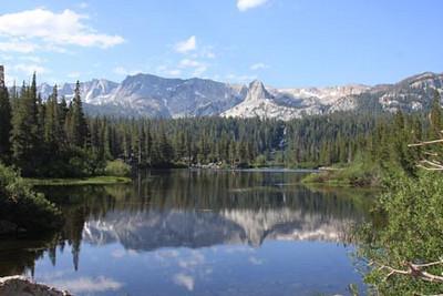 Lake Mary Mammoth ca.