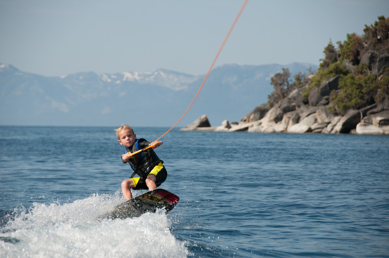 Wakeboarding Natural