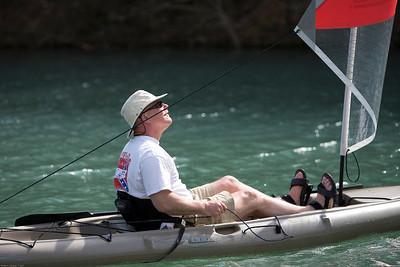 Sailing loose