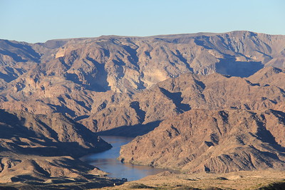 20171118-003 - Arizona - Colorado River Overlook near Hoover Dam