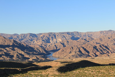 20171118-002 - Arizona - Colorado River Overlook near Hoover Dam
