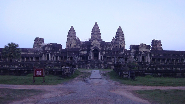 Day 13 - Temple Touring at Angkor Wat, Prasat Kraven, and Ta Prohm & Local Teen Circus Show