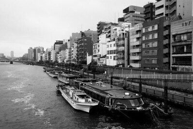 Some river in Asakusa