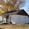 Dorothy's house.