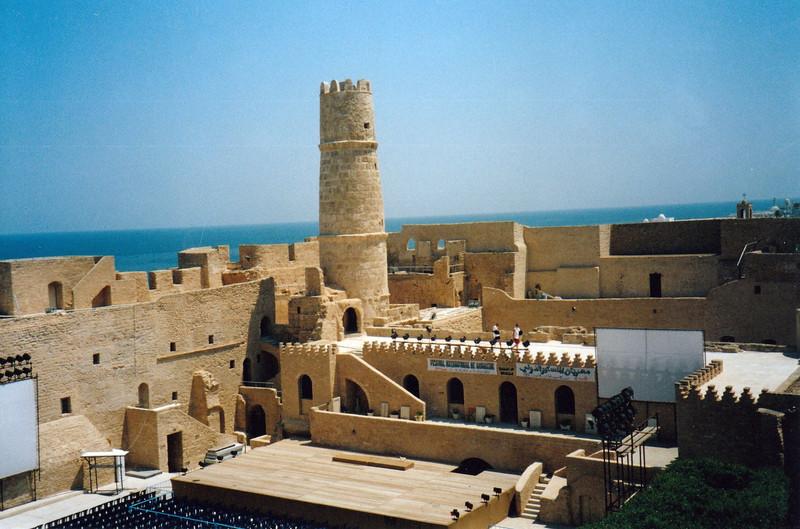 Monastir fortress.