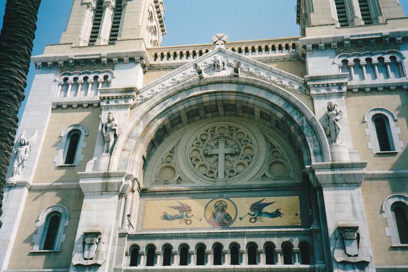 Tunis church.