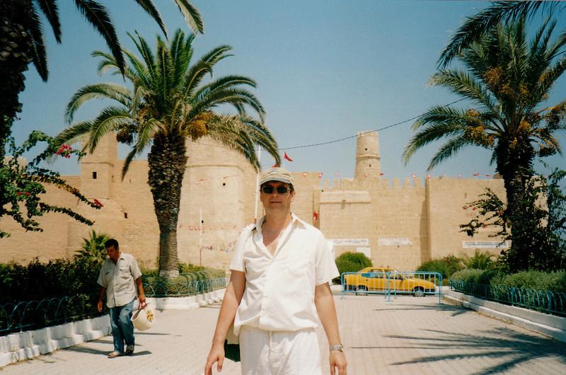 "Monastir's ""ribat"", fortress."