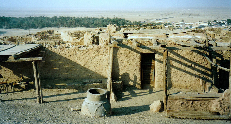 The lost village of Chebika was a Roman military outpost.