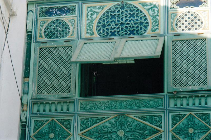 Mahdia shutters.