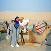 My camel shepherd.