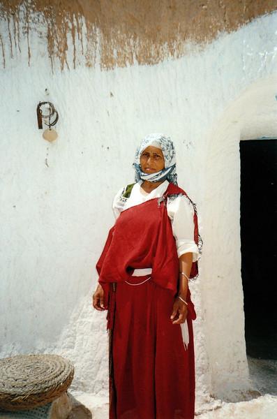 Berber woman.