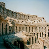 The El Jem coliseum could hold 30,000 spectators.