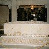 Tomb of President Bourguiba, reformer and first President of independent Tunisia.