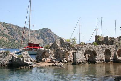 Day 11, Yachting on Tourquoise Coast