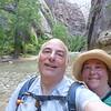 Selfie at Zion