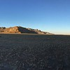 Pano near the salt flats where we camped.