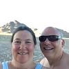 Selfie at the Salt Flats