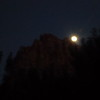 Full Moon at Zion