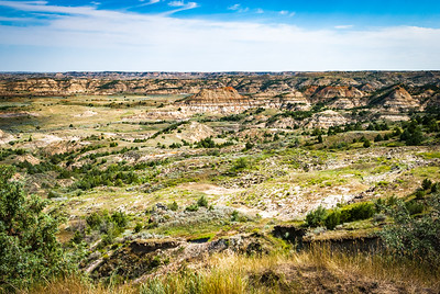 2016 Roosevelt National Park