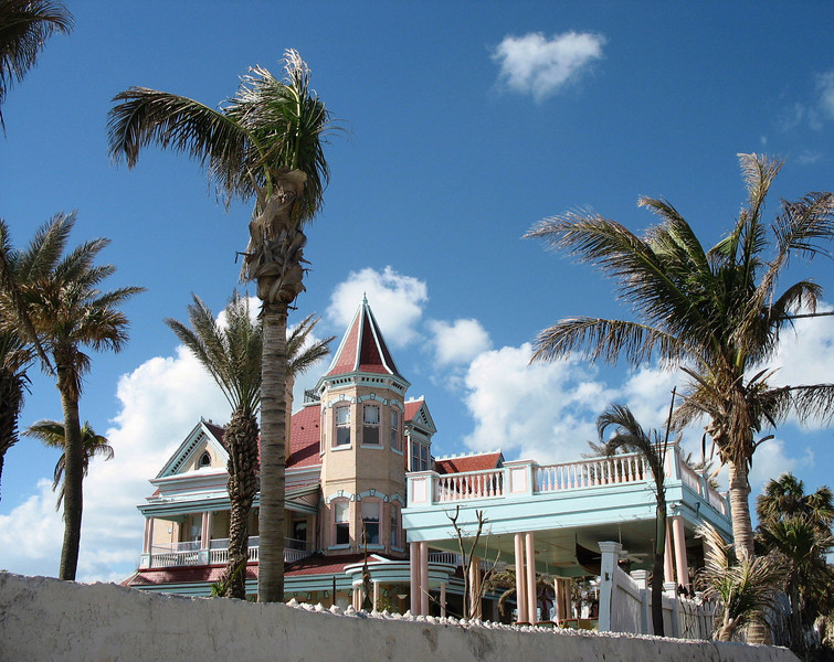 Southern-most house in the U.S.A.